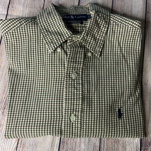 Ralph Lauren Dress Shirt Medium Classic Fit